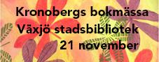 Kronobergs bokmässa 2015