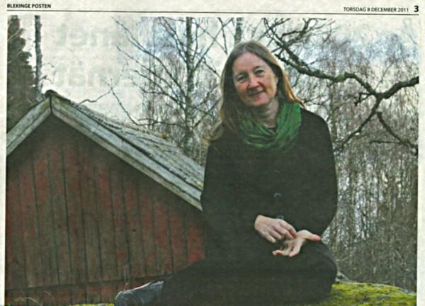 Marianna Agetorp Blekingeposten just