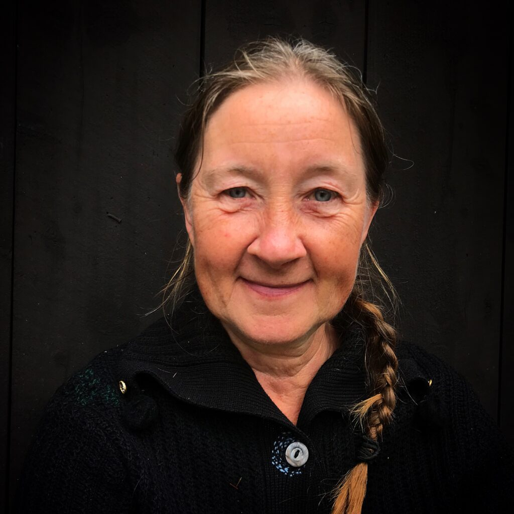 Marianna Agetorp : Pernilla Norrman