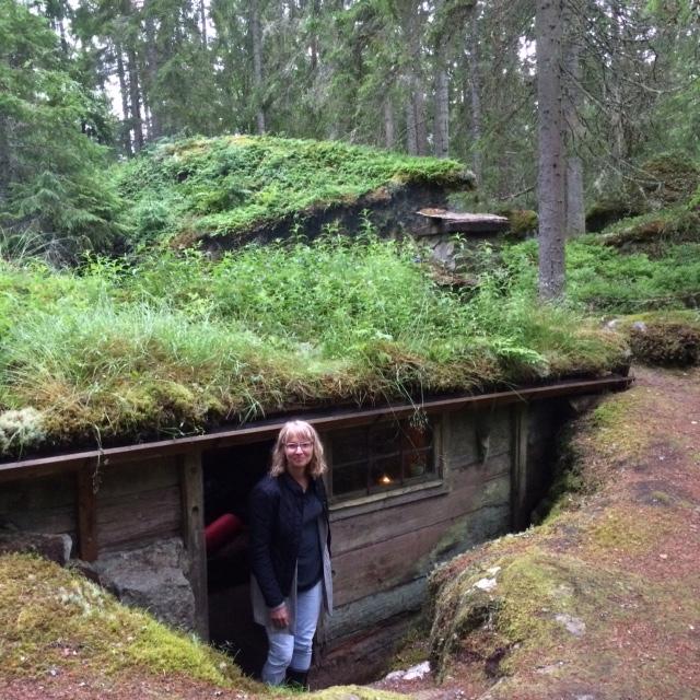 Backstugan på Stensjöäng